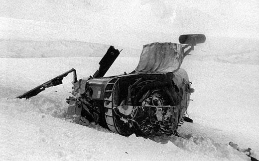 Vincendon et Henry, tragédie au Mont Blanc. Crash_h34